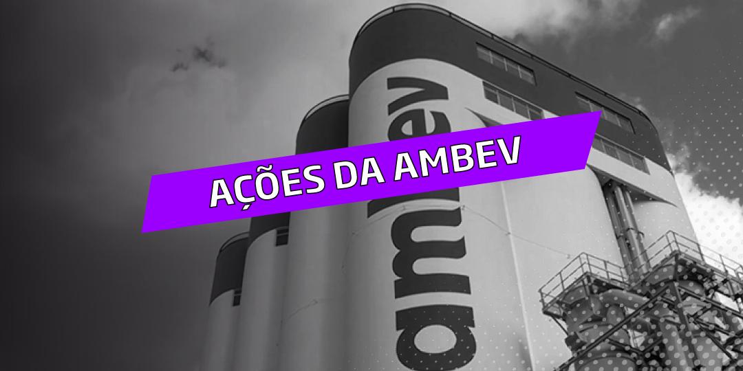 cca462ed4 Ações da Ambev (ABEV3) - Comprar ou Vender? - Os Melhores Investimentos