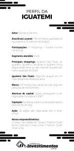 Os Melhores Investimentos - Ações da Iguatemi